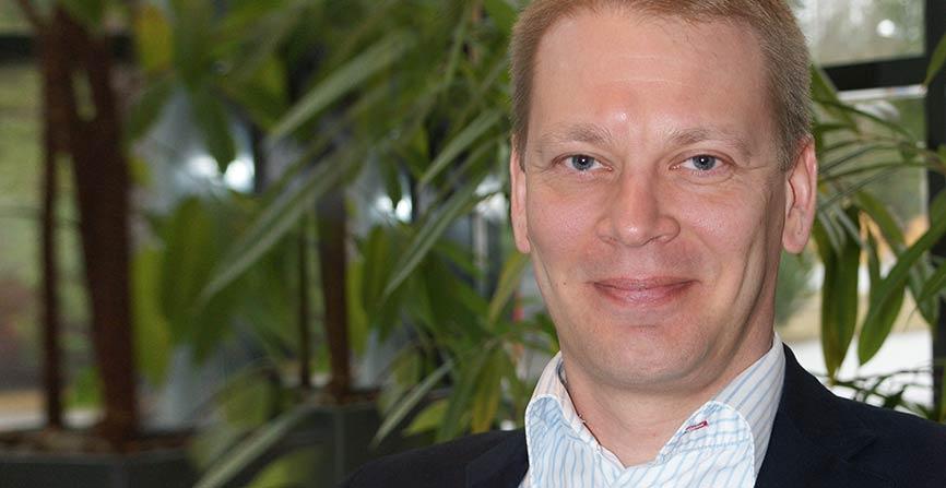 Jari Kapanen, OPE Product Manager at Andritz