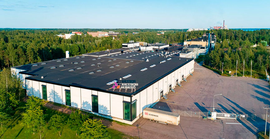 Ahlstrom-Munksjö acquires Wedge for their process analytics system
